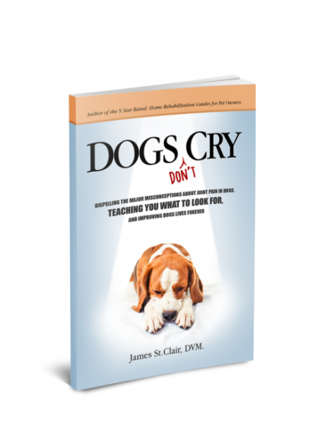 dogs don't cry